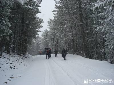 Valle de Iruelas - Pozo de nieve - Cerro de la Encinilla;senderismo león senderos cadiz